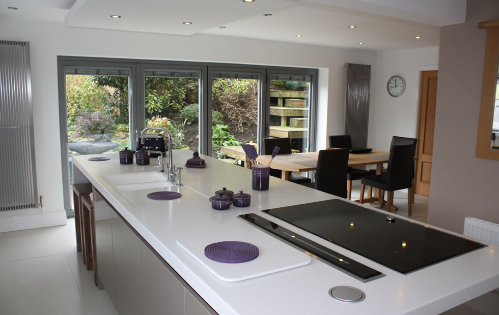 Kitchen Bathroom Worktops Worksurfaces In Granite Luxore Quartz Corian