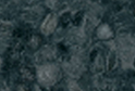 Caspian Dark Crystal :: Image magnified for purpose of illustration