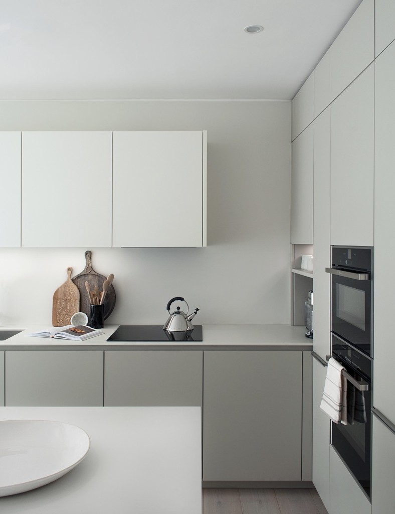Corian Surfaces New Build